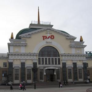 Железнодорожные вокзалы Дербента